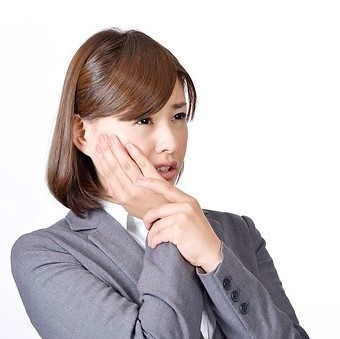 噛み合わせが原因の歯の痛み