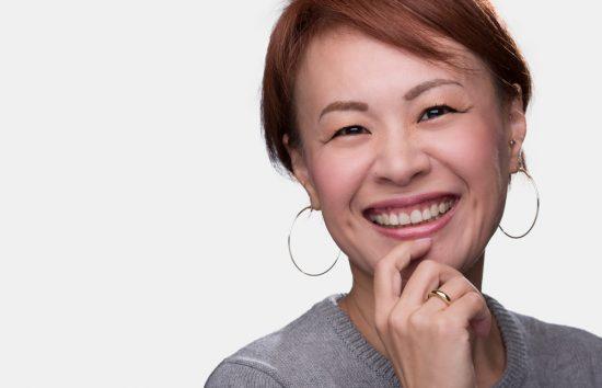 40代笑顔に自信を持てた矯正患者