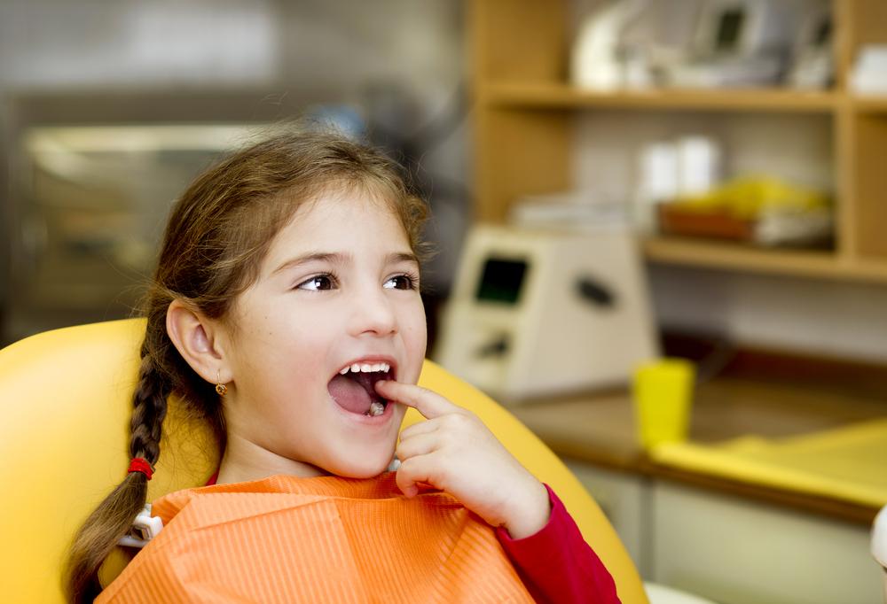 女性の歯が痛い